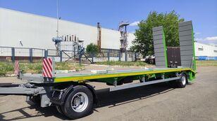 جديد العربات المقطورة عربة مقطورة مسطحة منخفضة 4589P6
