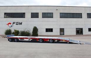 جديد العربات المقطورة عربة مقطورة مسطحة منخفضة FGM 44