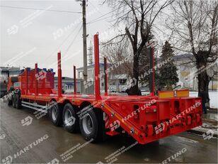 جديد العربات المقطورة شاحنة نقل الأخشاب HARTUNG 94334.805