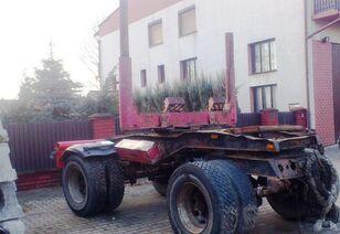العربات المقطورة شاحنة نقل الأخشاب SCHWARZMÜLLER SHE 2,8