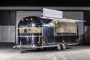 جديد العربات المقطورة نقل البضائع AIRSTREAM Catering Trailer   Food Truck