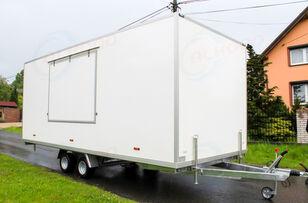 جديد العربات المقطورة نقل البضائع ALKORO 5m SS2 nowa przyczepa