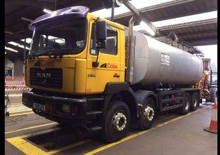 شاحنة نقل البتيومين MAN 35.414