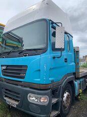 شاحنة مقفلة ERF ECX 2005 BREAKING FOR SPARES من قطع الغيار