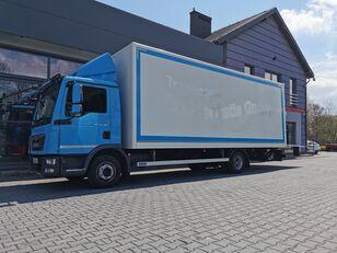 شاحنة مقفلة PALFINGER winda MBB C 1500L + zabudowa / kontener