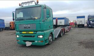 شاحنة نقل السيارات MAN TGA 26.460