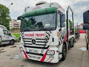 شاحنة نقل السيارات MERCEDES-BENZ Actros + Lohr + návěs na přepravu automobilů