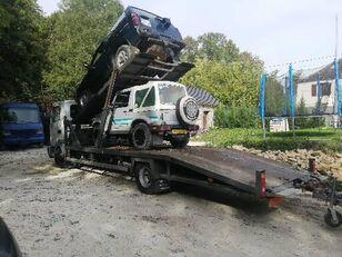 شاحنة نقل السيارات NISSAN Alteon