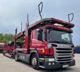 شاحنة نقل السيارات SCANIA P410 N320 ROLFO TVF