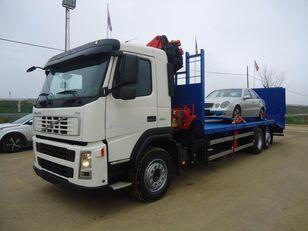 شاحنة نقل السيارات VOLVO FM 12 830
