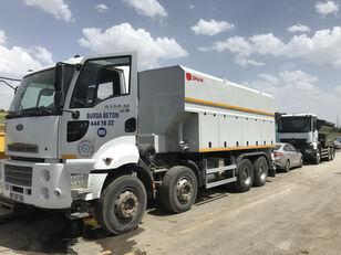 جديدة شاحنة الصهريج لنقل الإسمنت 3Kare Toz Malzeme Serici / Çimento Serici