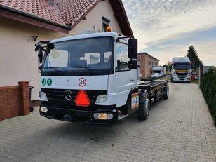 شاحنة نقل الحاويات MERCEDES-BENZ Kamag WBH25
