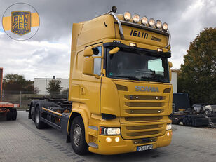 شاحنة نقل الحاويات SCANIA R450