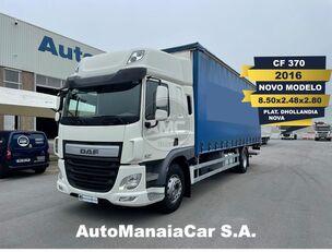 شاحنة ذات أغطية جانبية DAF CF SSC 370 EURO6 4X2 CORTINAS