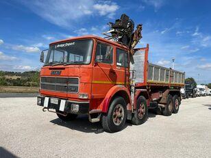 شاحنة قلابة FIAT IVECO 691 N ribaltabile gru