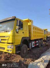 شاحنة قلابة HOWO 375HP