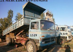 شاحنة قلابة MERCEDES-BENZ 1519 360 ΟΛΑ ΤΑ ΑΝΤΑΛΑΚΤΙΚΑ '75