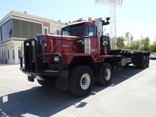 شاحنة مسطحة KENWORTH * C500 * Bed / Winch * 8x4 Oil Field Truck *