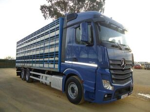 شاحنة نقل المواشي MERCEDES-BENZ ACTROS 2545