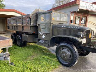 شاحنة عسكرية GMC 1942   CCKW 353 with winch