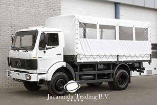 شاحنة عسكرية MERCEDES-BENZ 1017