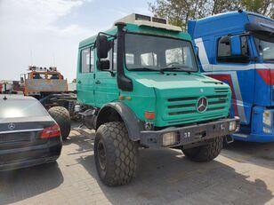 شاحنة عسكرية MERCEDES-BENZ Unimog U4000