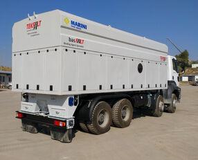جديدة شاحنة عسكرية TEKFALT basFALT Binding Agent Spreader