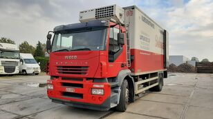 شاحنة التبريد IVECO Stralis 270  TK MD-II Max Diesel-Electro 43 Meat Hooks