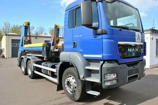 شاحنة نقل المخلفات MAN TGS 26.400 6x4
