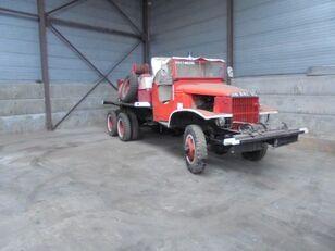 شاحنة الصهريج GMC CCKW 353 6X6