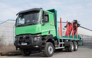 جديدة شاحنة نقل الأخشاب RENAULT K 520 P HEAVY