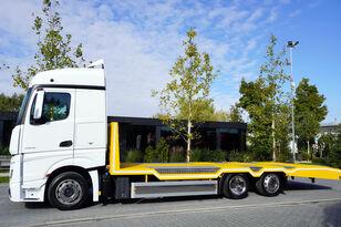 سحب شاحنة MERCEDES-BENZ Actros 2542, E6, 6X2, Low Deck MEGA, New body 2021