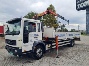 نقل البضائع VOLVO FL220.12 / PK 7000A / NL brief